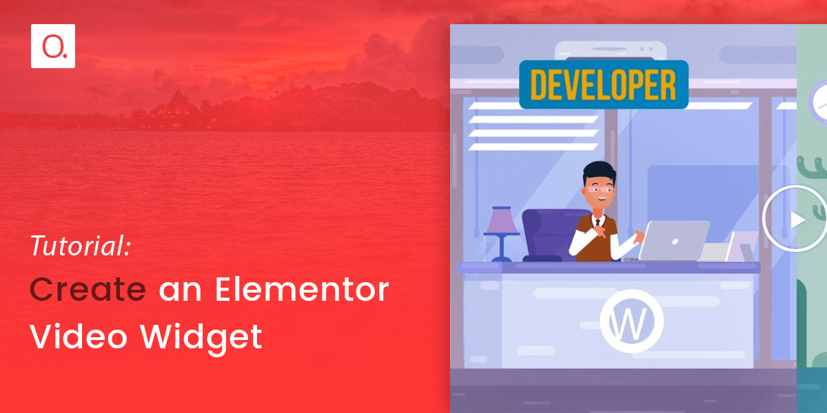 Create a Light YouTube Embedded Video Widget for Elementor