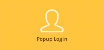 Popup Login