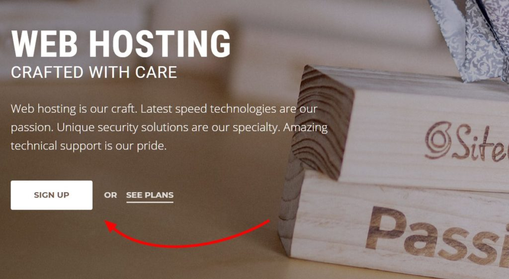 siteground hosting package