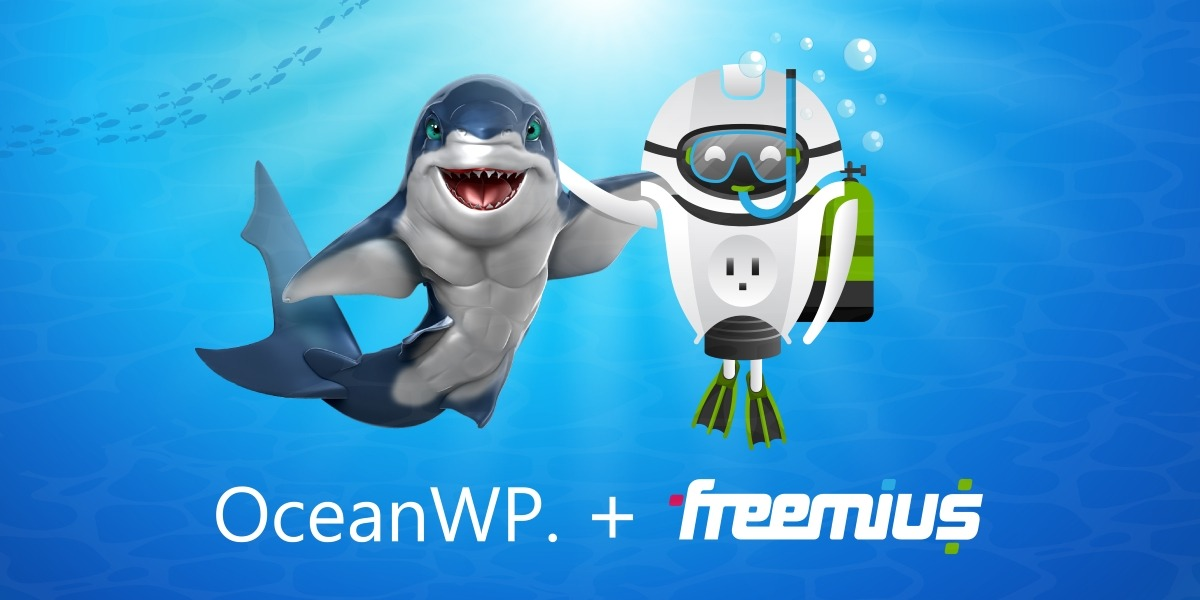 OceanWP + Freemius = Perfect Match!