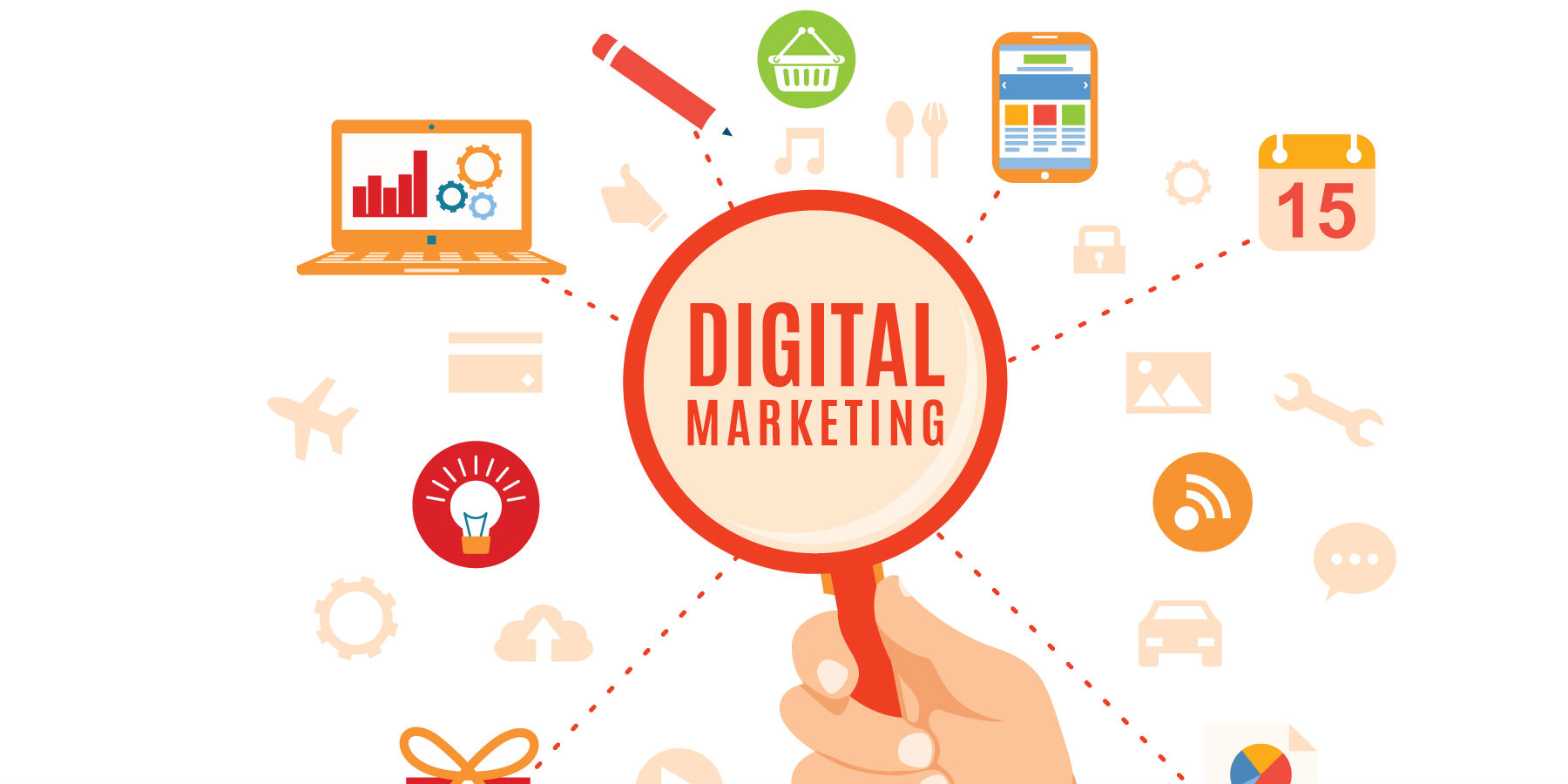 Enjoy the Power of Versatile and Targeted Digital Marketing with ...