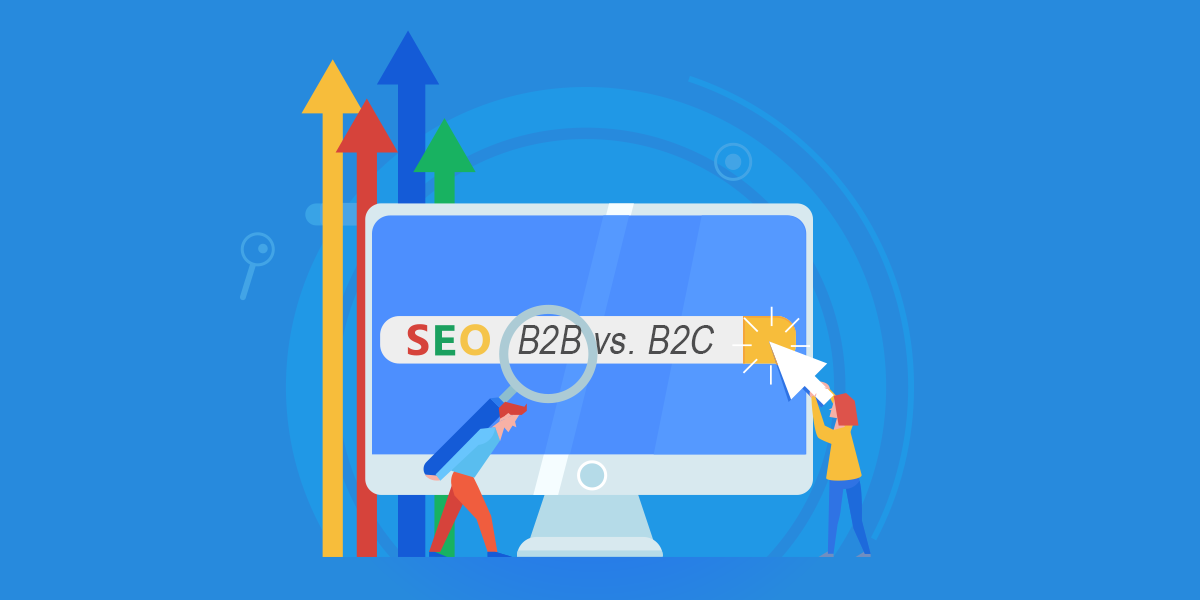 B2B vs  B2C SEO - Is There A Difference? - OceanWP