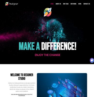 HubSpot Designer